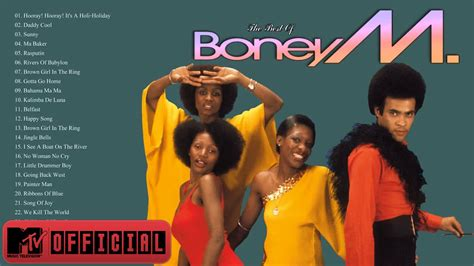 Cd M I A boney m greatest hits best songs
