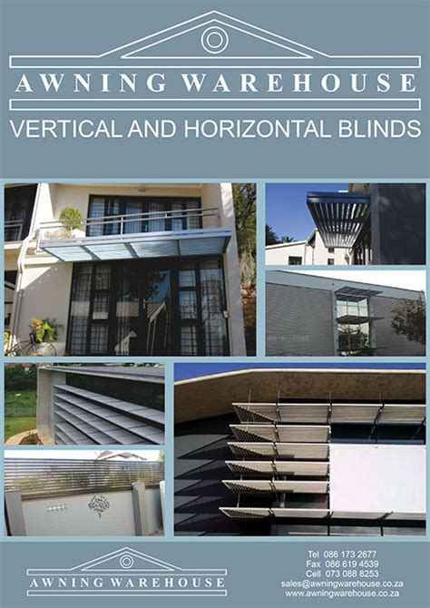 awning warehouse vertical and horizontal blinds specifile