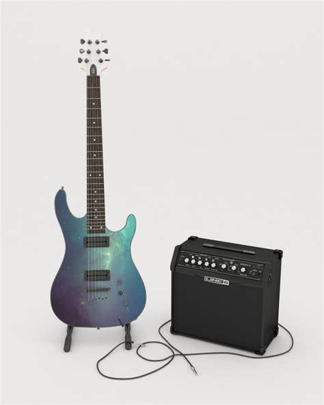 design guitar online guitar mock up design psd file free download