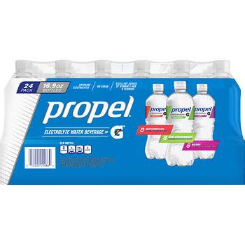 propel fitness water variety pack  pk oz bjs