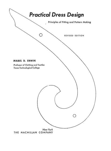 Practical Pattern Making Pdf | m 225 s de 1000 im 225 genes sobre reglas patronaje en pinterest