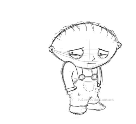 gangster stewie free coloring pages