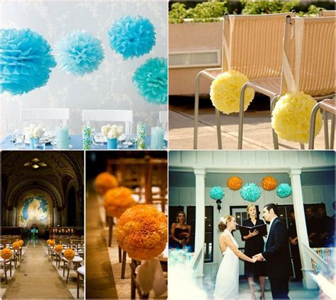 7 Cheap and easy DIY wedding decoration ideas
