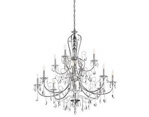 No Light Chandelier Jules Collection 12 Light Chandelier In Polished Chrome