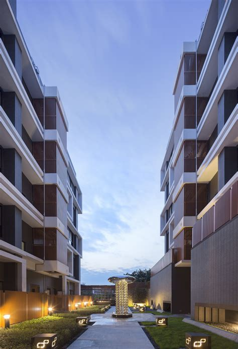 Appartment Complex by Apartment Complex In Qiyan Lrh Architects Archdaily