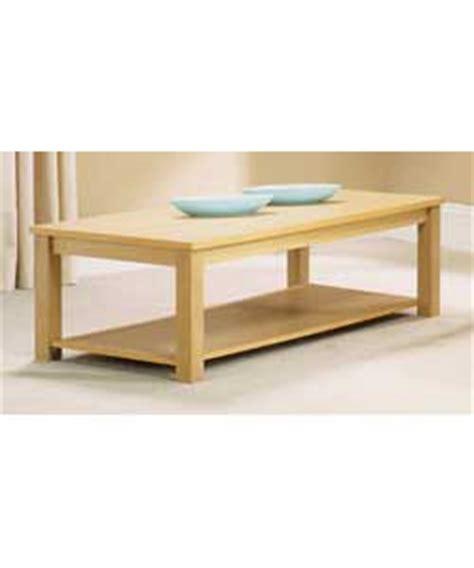 Beech Effect Coffee Table Hsb Bundle Jarvia Coffee Table Beech Coffee Table With Drawers