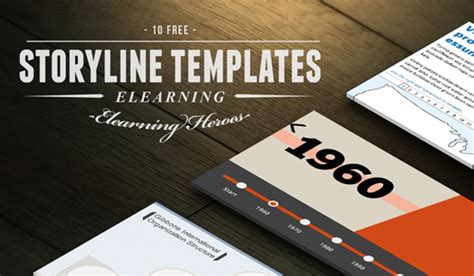 10 Fresh And Free E Learning Templates For Articulate Storyline E Learning Heroes Articulate Storyline Templates