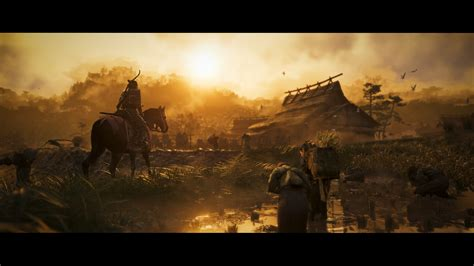 tokyo ghost 1 el 8467924519 samurai adventure ghost of tsushima announced for ps4