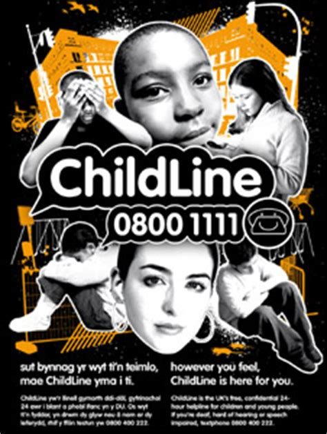 printable childline poster bbc news uk wales north east wales charity hopes
