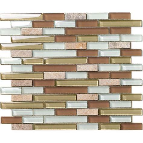 Wholesale Natural Stone With Crystal Mosaic Tile Sheet Backsplash Tile Sheets