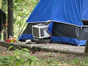 air conditioned tent rv net open roads forum tent cing tent air conditioner pic