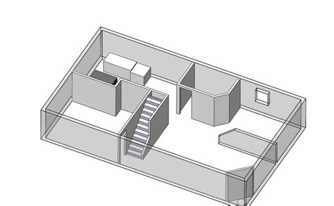 layout design solidworks floor plan layout solidworks 3d cad model grabcad