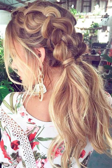 gypsy style hairstyles best 25 bohemian hairstyles ideas on pinterest hippy