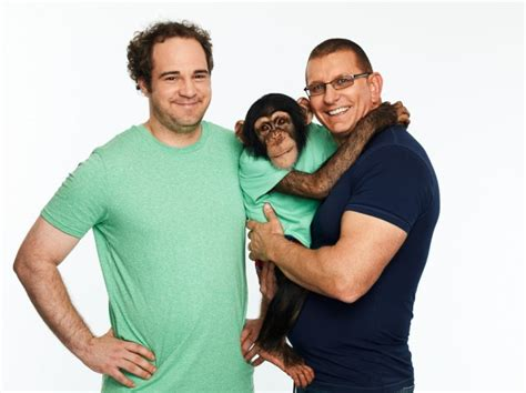 Do You Care If Robert Irvine Embellished His Rsum by Comedic Actor Jacob Steals The From Chimp In