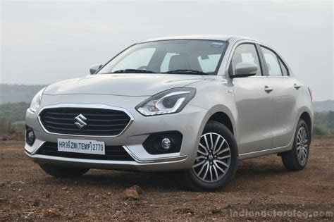 maruti dzire second 2017 maruti dzire drive review
