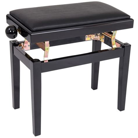 adjustable organ bench kinsman adjustable piano bench black trax music store