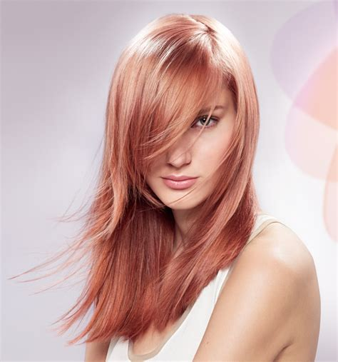 Rose Gold Hair Color | trends i like rose gold hair fashionista in suburbia
