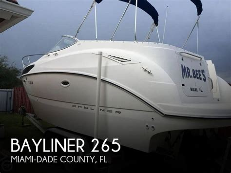 bayliner boats for sale miami bayliner boats for sale in florida used bayliner boats