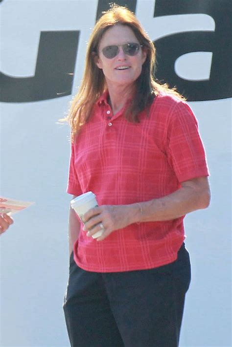 why does bruce jenner have long hair bruce jenner is changing into a woman family sources