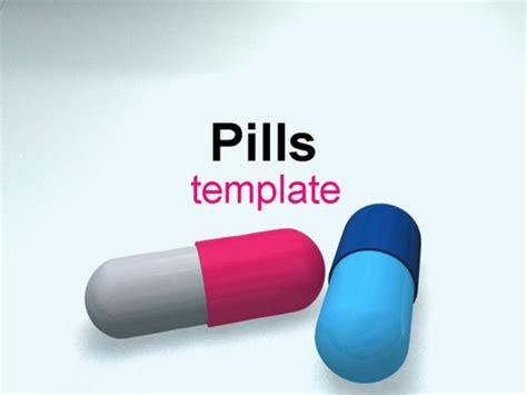 Pills Medical Powerpoint Template Pills Powerpoint Template