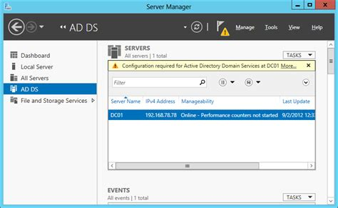 features  active directory domain services