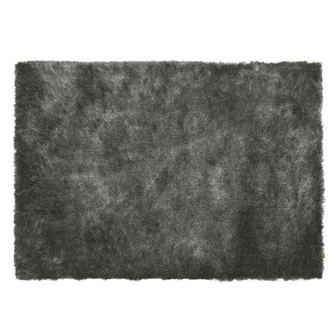 Sparkle Rug by Wilko Sparkle Rug Charcoal 120 X 170cm At Wilko