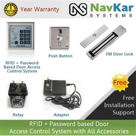 digital keypad with rfid access smart access