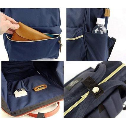 Anello Tas Ransel Oxford 600d For Black anello tas ransel oxford 600d size l black jakartanotebook