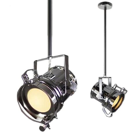 industrial look track lighting modern industrial spot ceiling lighting in chrome finish