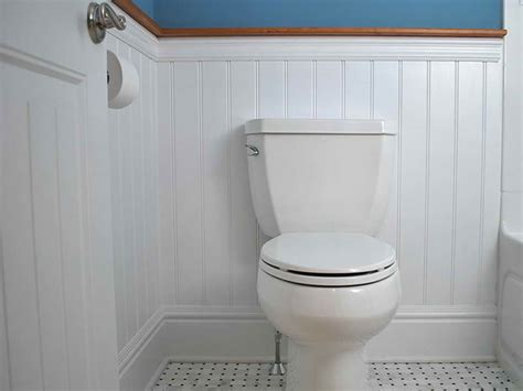 Bathroom Beadboard Installation Home Remodeling Bead Board Wainscoting Ideas Painting