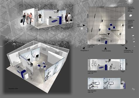 booth design and layout system booth design