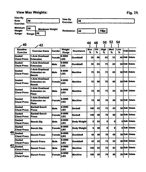bench press calculator by age bench press chart by age and weight 28 images bench press chart by weight and age