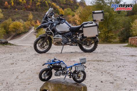 Gs Set Zanetta 2in1 Hitam Bmw And Lego Technic Present Hover Ride Concept Mcnews