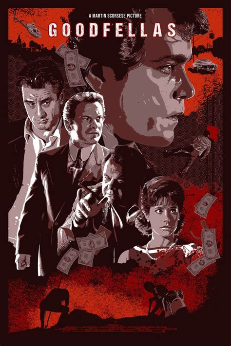 goodfellas painting goodfellas stephen sson aka the inker