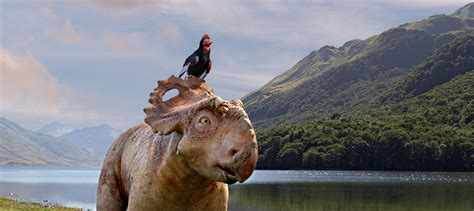 film o dinosaurus caminando entre dinosaurios flojo aunque bonito