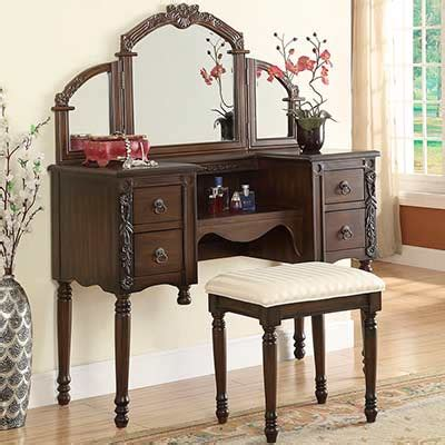 oak bedroom vanity oak vanity set ac 540 bedroom vanity sets