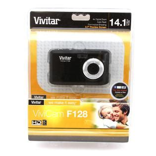Vivitar 14 1mp Digital vivitar 4viv22189 vf128 vivicam black 14 1mp digital