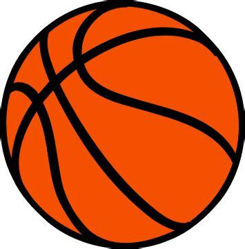 basketball basket ball clipart clipartix
