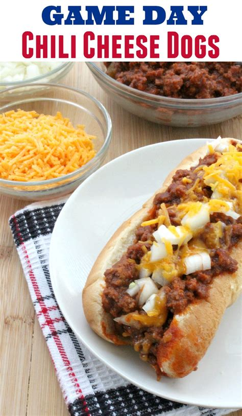 chili cheese recipe day chili cheese dogs recipe rick on the rocks