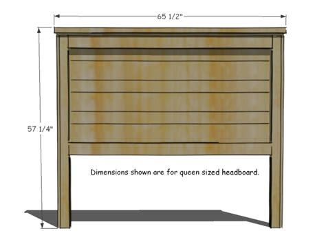 dimensions of king headboard rustic yet chic wood headboard hgtv