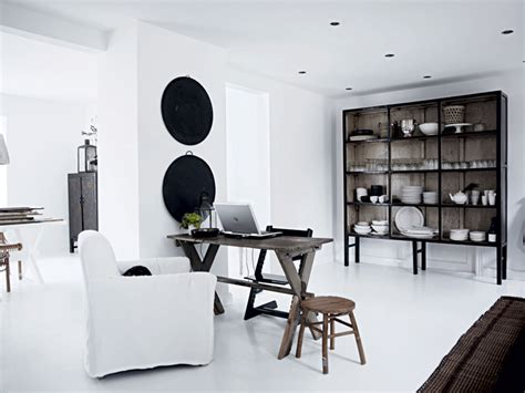 white interiors homes all white interior design of the homewares designer home
