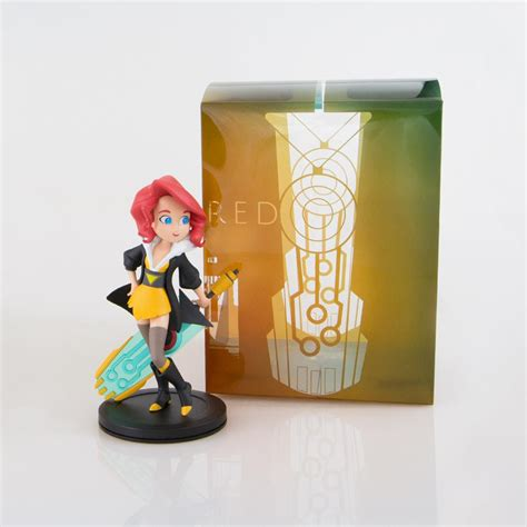 transistor figure for fans by fans transistor collectible figure