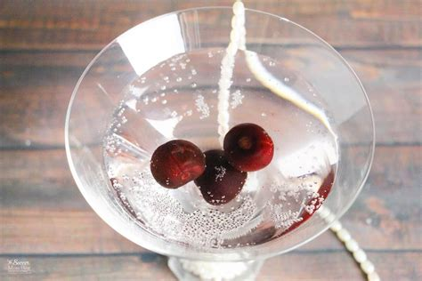 martini cherry sparkling black cherry martini the soccer