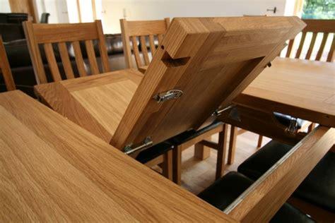 Expandable Dining Room Table Plans by Ausziehbare Esstische 23 Wundersch 246 Ne Beispiele