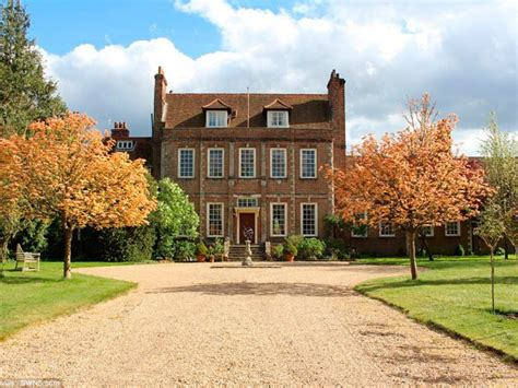 lady violet crawley s downton abbey house is up for sale