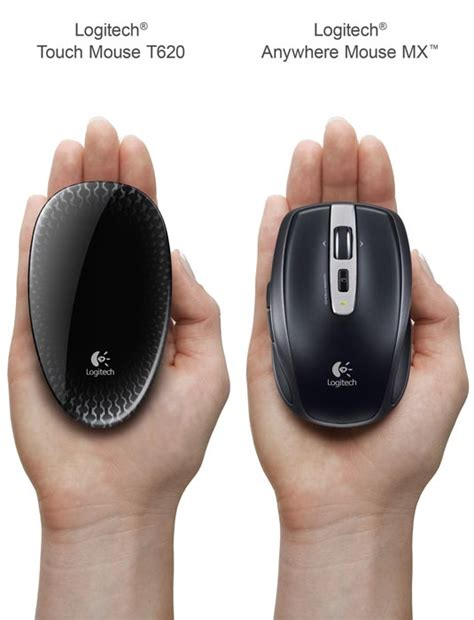 Mouse Logitech T620 logitech touch mouse t620 with touch surface for windows 8 graphite