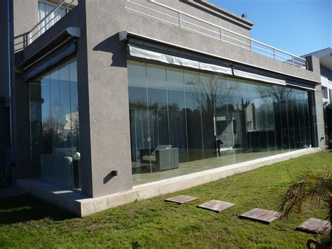 imagenes de jardines y quinchos reiki vidrios tecnolog 237 a en cerramientos vidriados