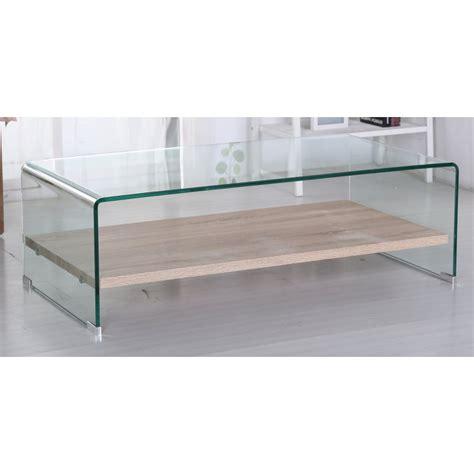 sen furniture savoy curved glass coffee table sen