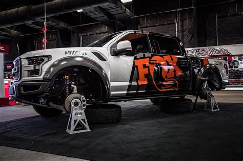 Buy 2017 2018 Ford Raptor FOX Shox Front Kit
