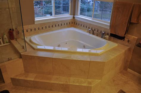 bathtub with jacuzzi jets how to renovate a bathroom with jacuzzi bathtub